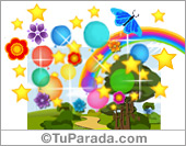 Tarjetas postales: Tarjeta expandible: Felicidades