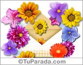 Tarjeta - Tarjeta expandible: Gran día