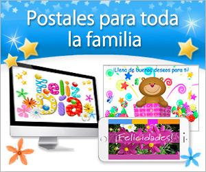 Postales para toda la familia