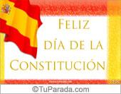 Tarjeta de Fiestas de España