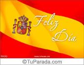 Tarjetas, postales: Fiestas de España