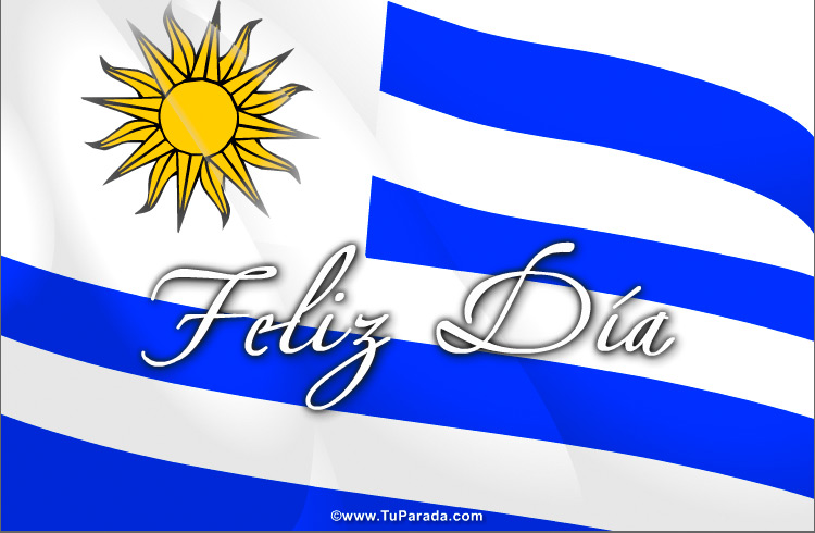 Tarjetas de Fiestas de Uruguay