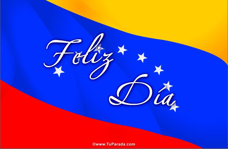 Tarjetas de Fiestas de Venezuela
