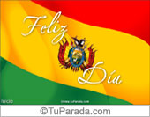 Tarjetas, postales: Fiestas de Bolivia