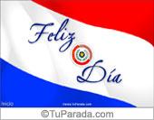 Tarjetas postales: Fiestas de Paraguay