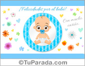 Tarjetas postales: Nacimiento