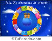 Feliz día internacional de Internet