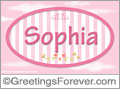 Names for doors, Sophia
