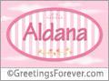 Names for doors, Aldana