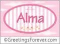 Names for doors, Alma