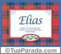 Significado e origem de Elias