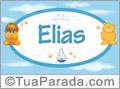 Nomes de bebê: Elias