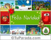 Tarjetas postales: Tarjeta de Navidad especial