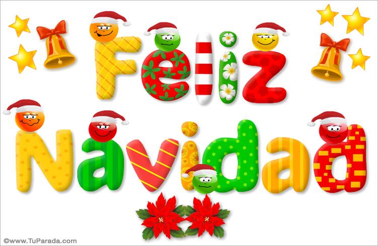 Ecard de navidad con movimiento navidad tarjetas - Postales de navidad con fotos de ninos ...