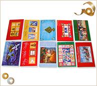 20 Tarjetas de Navidad