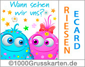 Greeting ecards: Liebe
