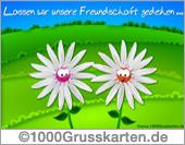 Freundschaft E-Card