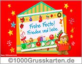 E-Cards: Weihnachten