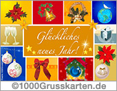 E-Card - Frohes neues Jahr