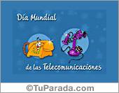 Día de las Telecomunicaciones.
