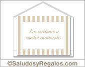 Tarjetas postales: Invitaciones para bodas