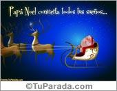Tarjetas postales: Feliz Navidad y Año Nuevo