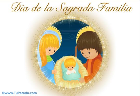 Resultado de imagen para imagenes de la sagrada familia para niños