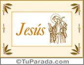 Tarjeta de Religión Cristiana - Católica