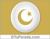 Tarjetas, postales: Religión Islámica