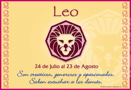 Leo, Signo Leo, E-mail, Ecard, Tarjetas, Postales, Postal