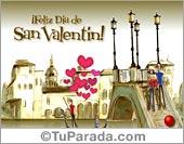 Día de San Valentín en Venecia