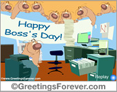 Ecards: Boss's day