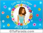 Tarjetas postales: Tarjeta para el día de la mujer