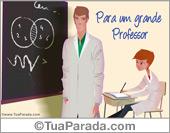 Para um grande professor