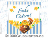 Ostern E-Card