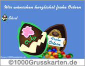 Frohe Ostern E-Card