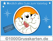 Vatertag E-Card