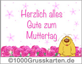 Greeting ecards: E-Cards zum Muttertag