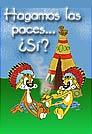 Reconciliación - Tarjetas postales: Hagamos las paces...