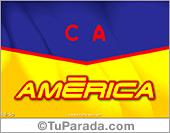 Tarjeta de Equipos mexicanos