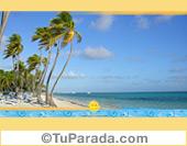 Foto de playa paraíso