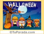 Imagen de grupo de Halloween