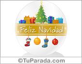 Tarjetas postales: Felices Fiestas Formales