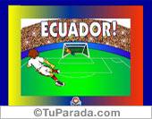 Tarjeta - Ecuador