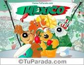 Tarjetas postales: México