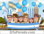 Tarjetas postales: Argentina