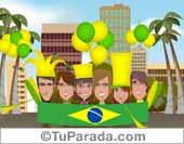 Tarjeta - Brasil