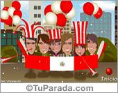 Tarjetas postales: Perú