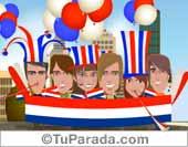 Fútbol, selecciones - Tarjetas postales: Holanda