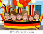 Tarjetas postales: Alemania